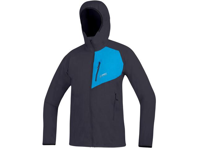 Directalpine Dru Light Jacket Men anthracite/ocean